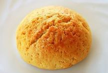 Portakalı  kurabiye