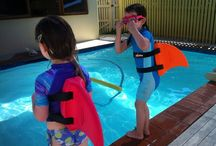 SwimFin FUN! / We love seeing our happy SwimFins in action and share snaps from our lovely customers.