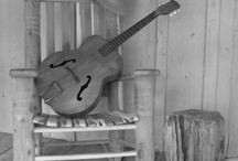 guitars & musical Instruments / by Weldon Kilpatrick