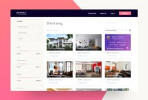 Real Estate Website : Filter, Sorting, Landing
