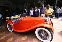 MyTVS Heritage Car Rally - Curtain Raiser. / Vivanta by Taj - Connemara in association with the esteemed 'Madras Heritage Motoring Club' announce that the 10th Edition of the prestigious MyTVS Heritage Car Rally will be held on Sunday, 24th August 2014 at Don Bosco School, Egmore, Chennai.   Here's a glimpse at the treasures of the past; restored to modern glory. Madras Heritage Motoring Club #MadrasWeek