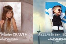 JUNONA Kids _2013 / Collection Fall/Winter 2013/2014