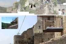 ruins hotel