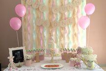 Future Birthday Parties 4 Leia
