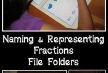 Always Teaching Fractions / Fractions Ideas & Resources