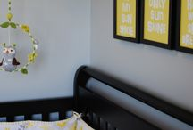 Nursery ideas  / by Brittany Blackburn