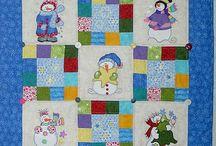 Patchwork, quilten en stitching