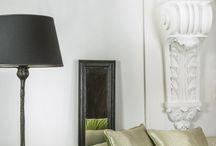 Antoine d'Albiousse Curtains / Rideaux