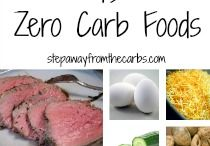 Low Carb / by Paige Kelly