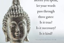 Buddha ord
