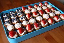 Patriotic Recipes