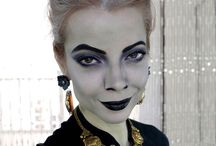 Halloween - Makes & Nails / Espaço para Maquiagens, Looks e Unhas inspirados no Halloween.