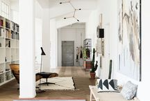 • at home • / Interior/ Interior design/ Home decoration