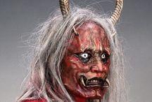 Devils/Pan / Der Teufel hat die Welt verlassen, die weil er weiß, die Menschen sich auch ohn' ihn hassen und machen sich die Hölle heiß.
