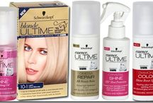 Schwarzkopf Ultime Range – Developed with Claudia Schiffer / Ultime  Beauty Balm Hair Treatment, Ultime Heat Protection Spray, Ultime Illuminating Oil, Ultime Shine Boost Spray, Ultime Intensive Mask, Ultime Shampoo Ultime Conditioner