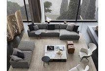 Salon - ustawienie sofy