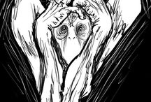 Pierre Rechatin's Art / My illustrations.