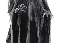 (Hallowmix.com) Halloween Animatronics / Animated props and decorations for your Halloween party.