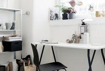 Home-Office Minimal