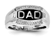 Fathers Day Gift Ideas in Jewelry