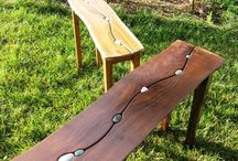 furniture - bench