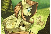 my little pony/equestria girls  / by Janine Gray
