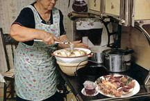 Old World kitchens