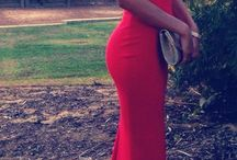 Red Dress: