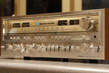 vintage ampli