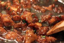 Food:  Oriental