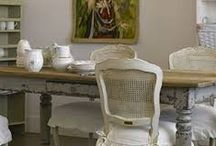 shabby chic/eclectic