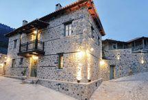 Armonia guesthouse, Kefalari,Corinthia / http://bluetravels.co.uk/portfolio/xenonas-armoniacorinthia/