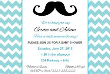 Party Themes: Little Man / Mustache and Little Man Party Ideas