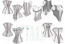 Sewing idea's and patterns for historical clothes