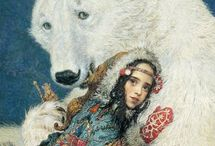 Dream, Fairy tale & Fantasy Illustrations