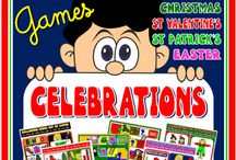 ENGLISH STEP BY STEP - FUN GAMES - CELEBRATIONS