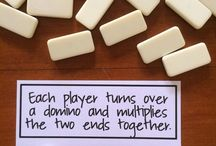 math games and ideas