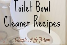 Natural Cleaning / Recipes and tutorials for making your own household cleaning products using natural, pure and safe ingredients.