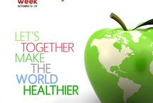 ESCASO Chidhood Obesity Initiative / Let's together make the world Healthier.