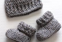 newborn hat n bootie