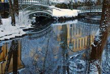 Winter travel / by Diana Brandon