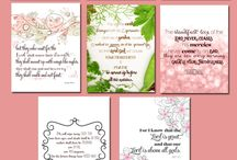 Printable Verses to Encourage & INSPIRE