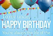 Birthday Cards for Uncle