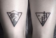 Nature Tattoos