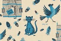 Textiles / by Gayla Kraus