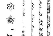 Henna & tatoo
