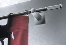 Collezione Interior / Bastoni per tende e accessori Curtains systems and accessories
