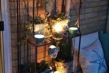 Balcony Garden Ideas / by Michelle Tee