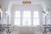 Bathroom / Bathroom ideas / by Maria (Two Peas and Their Pod)