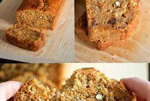 Recettes de pains et muffins santé